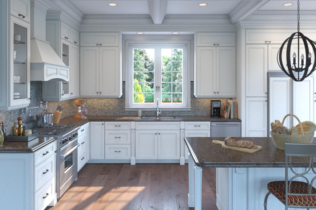 RM Design Virtual Kitchen